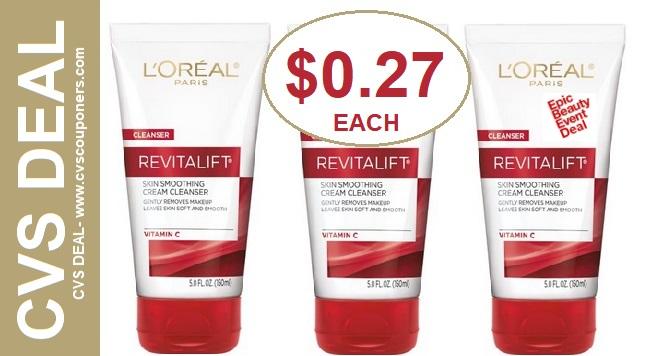 L'Oreal CVS Epic Beauty Deal 98-914