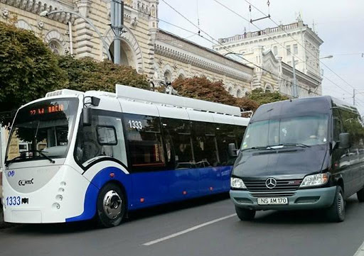 В Молдове значительно упал спрос на общественный транспорт.