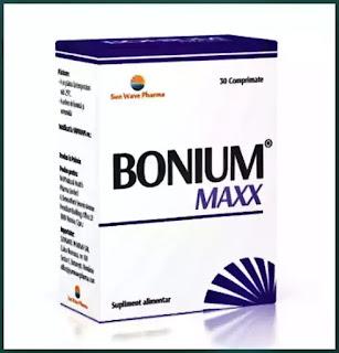 pastile bonium maxx pareri forum efecte adverse cat timp se ia