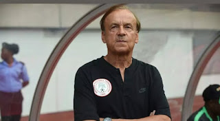 Nigeria VS Benin Republic: Rohr Finally Identifies Six Players That Could Start 2021 AFCON Qualifier