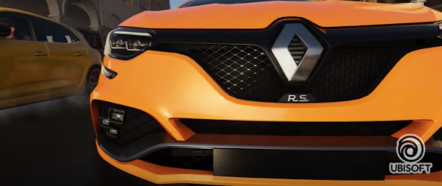 Renault Megane RS nos fascina en The Crew 2