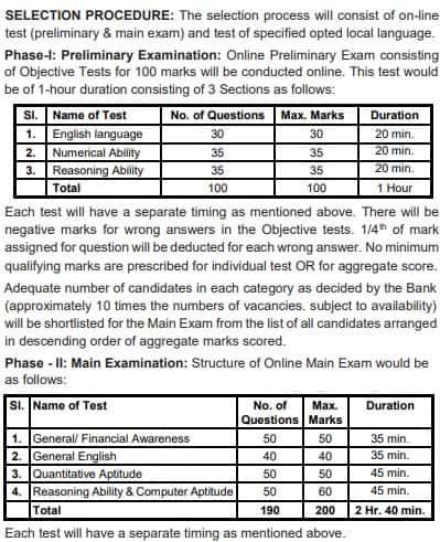 sbi-junior-associate-recruitment-selection-procedure-2020