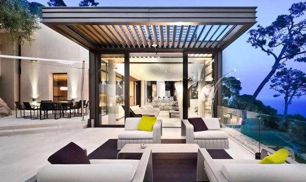 Desain Teras Rumah Minimalis Indah dan Menarik