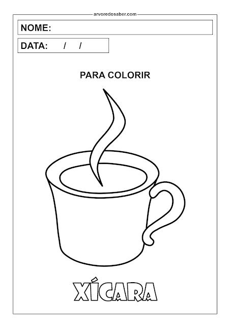 xícara