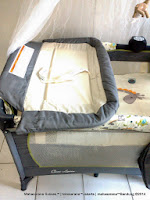 Baby Playpen CocoLatte CH8325 Nursery Center