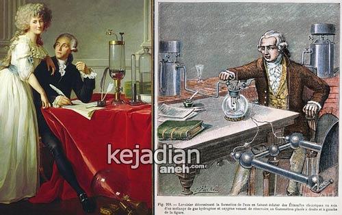 Antoine Lavoisier 9 Orang yang Tetap Hidup Meski Tanpa Kepala