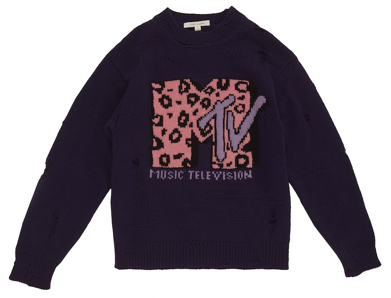 Marc Jacobs MTV sweater 2016