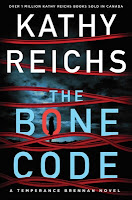 The Bone Code by Kathy Reichs book cover and review