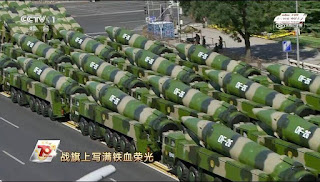 Rudal ICBM DF-26 China