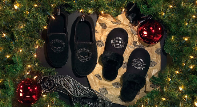 Harley-Davidson Footwear Slipper Sweepstakes