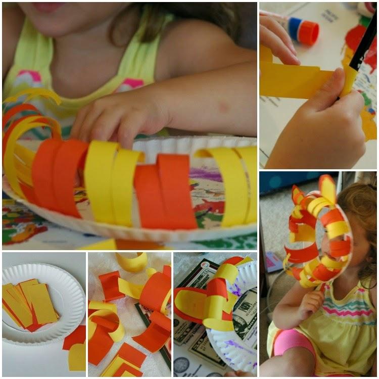 Lion Mask For Jungle Theme Preschool