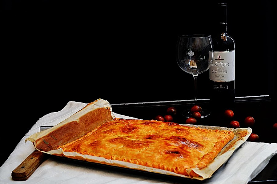 Empanada de Caballa - TuvesyyoHago