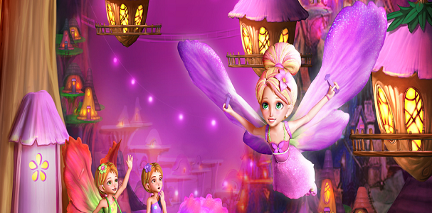 Watch Barbie Thumbelina (2009) Movie Online For Free in English Full Length
