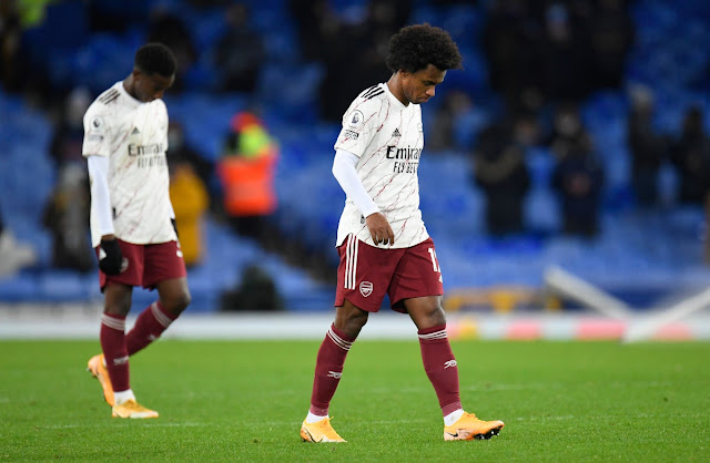 The past phase, the worst of my career - Willian