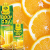 Make your summer days a Happy Day with Rauch Orange Juice