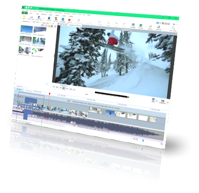 software edit video terbaik terbaru videopad