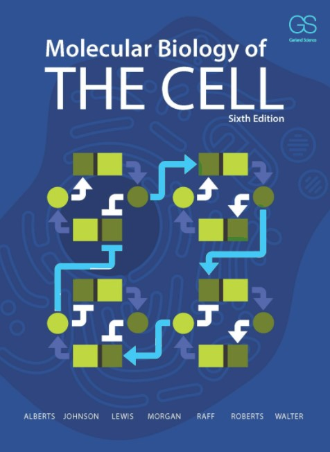 Molecular Biology of the Cell 6 Editión Alberts  in pdf