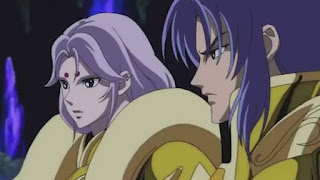 Os Cavaleiros do Zodíaco Alma de Ouro Episódio 10 Dublado