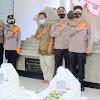 Kabid Humas, Bersama Kabid Propam Polda Sulsel Dampingi Kapusjarah Polri di Makasar