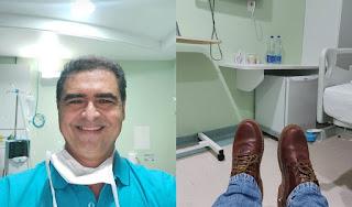 Após vencer covid, prefeito de Guarabira, Marcus Diogo tem alta e faz agradecimentos