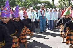 Nurdin Abdullah Hadiri HUT Kabupaten Takalar ke 59