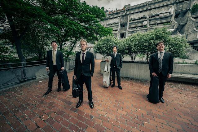 Navarra Quartet (Photo Matthew Johnson)