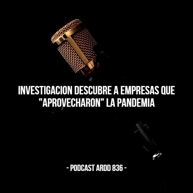 Podcast ARDD 836