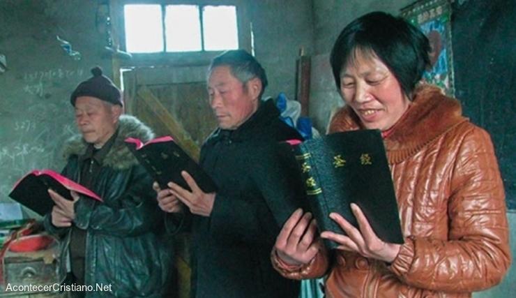Cristianos chinos memorizan la Biblia
