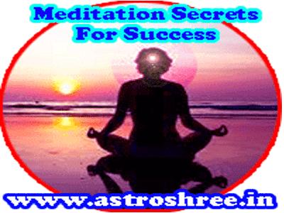 meditation secret by astrologer online