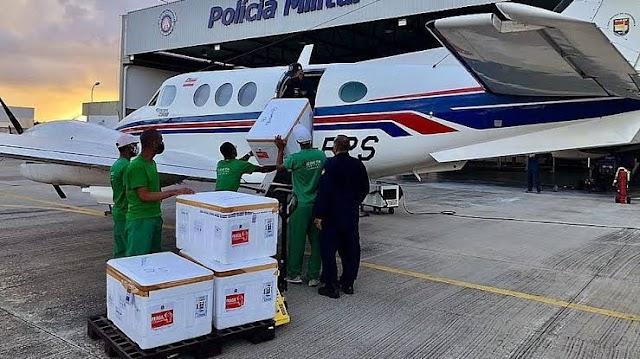 Avião que transportava vacina na Bahia sofre acidente ao bater em jumentos
