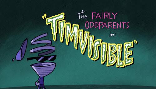 Tim el invisible (Temporada 2 x 5.1)