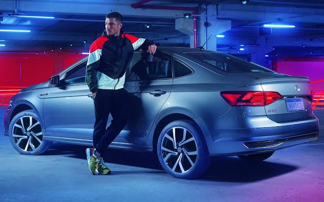 VW Virtus GTS 2021 - rodas 18