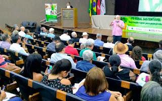 Cuité, Bananeiras e Itabaiana encerram ciclos de seminários do PB Rural