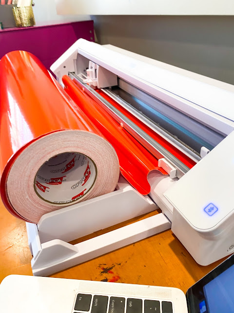 adhesive vinyl, roll feeder, cameo 4 pro review, Silhouette CAMEO 4 Pro, CAMEO Pro,
