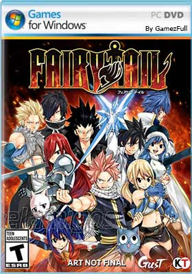 Descargar Fairy Tail PC Gratis mega y google drive