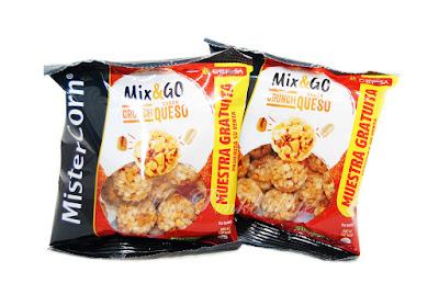 Mistercorn Mix&Go Queso