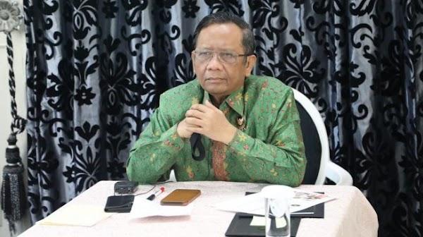 Demokrat Terimakasih Mahfud Bantah Restui Moeldoko Kudeta Jabatan AHY