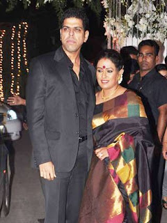 Murali Sharma Family Wife Parents children's Marriage Photos