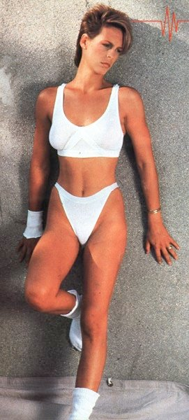 Claudia christian nude pictures