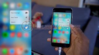 iPhone 6S Black Market Fitur 3D Touch