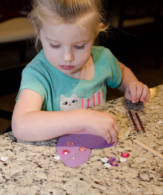 Valentine's Day Art and Craft Project for Kids