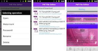 افضل 6 تطبيقات للاندرويد للتعديل على ملفات ال pdf 4