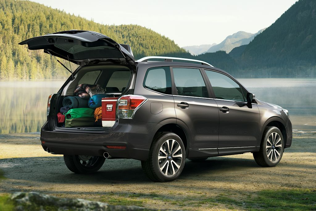 8 Changes with the 2016 Subaru Forester (And 3 That Haven't) w