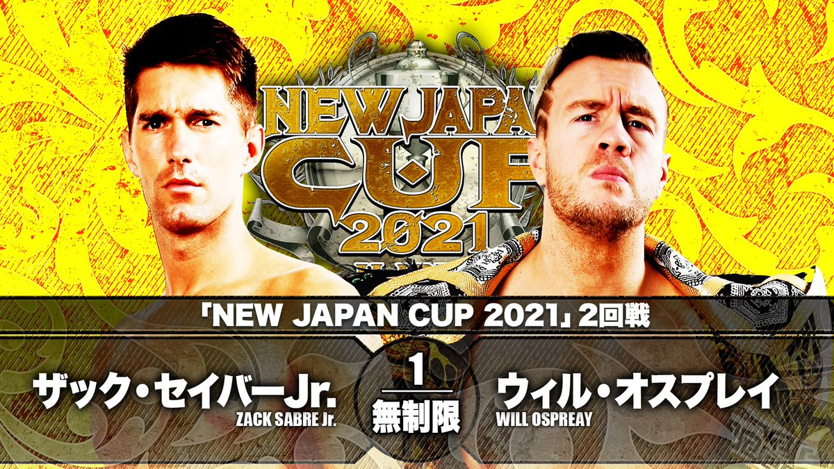 Cobertura: NJPW New Japan Cup 2021 – Day 08 – Perdição!