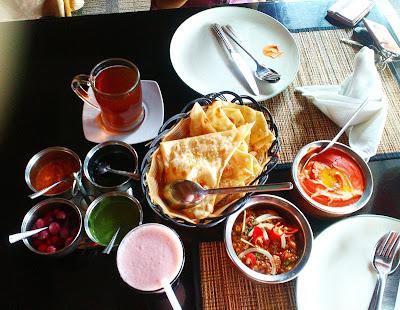 Lezatnya Sajian Kuliner Khas India di Sitara Indian Suicine