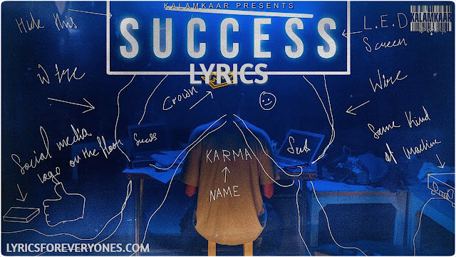 Success Lyrics Karma