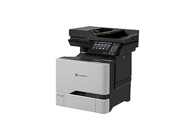 Lexmark CX725 Driver Download