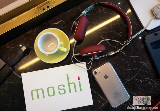 Fashionable Moshi Gadget Accessories