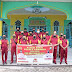 Jelang HUT Bhayangkara ke-75, Polres Karimun Gelar Bakti Sosial.