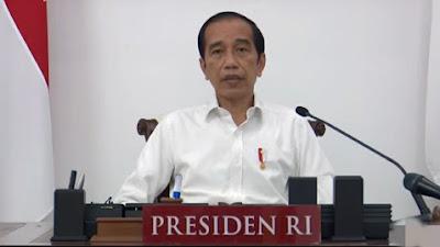 Presiden Jokowi Minta Distribusi Bantuan Sosial Harus Dipercepat
